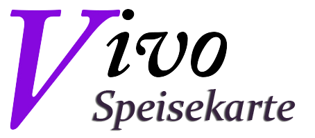Logo Speisekarte Inhouse-Shop